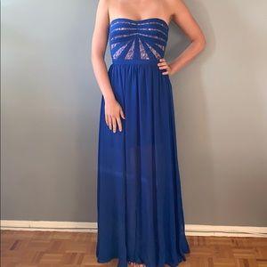 Beautiful long gown